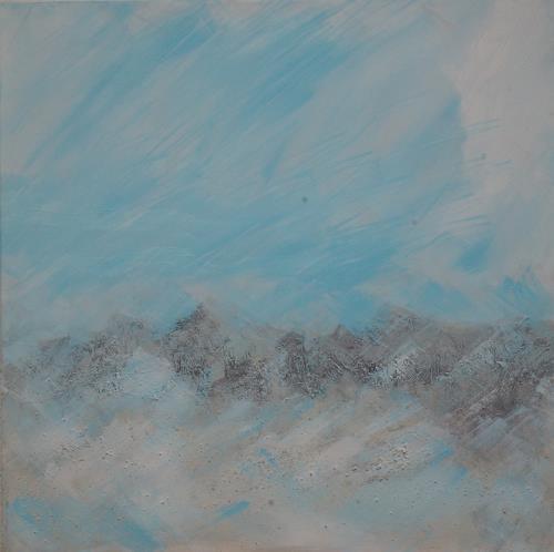 Remo Passeri, Weite, Abstraktes, Abstraktes, Abstrakte Kunst