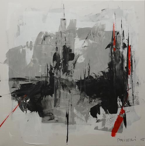 Remo Passeri, o.T., Abstraktes, Abstrakte Kunst, Abstrakter Expressionismus
