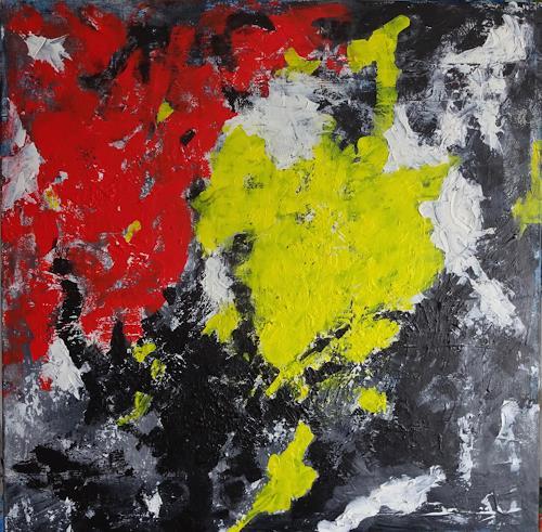 Remo Passeri, Colore 1, Abstraktes, Abstrakte Kunst