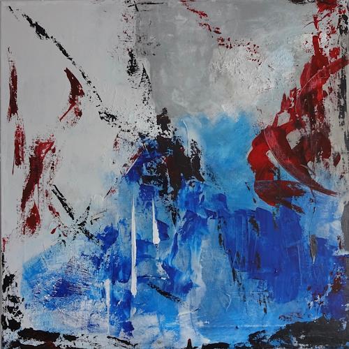 Remo Passeri, Colore 2, Abstraktes, Abstrakte Kunst, Abstrakter Expressionismus
