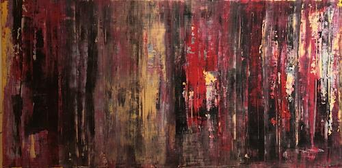 Remo Passeri, o.T., Abstraktes, Abstrakte Kunst