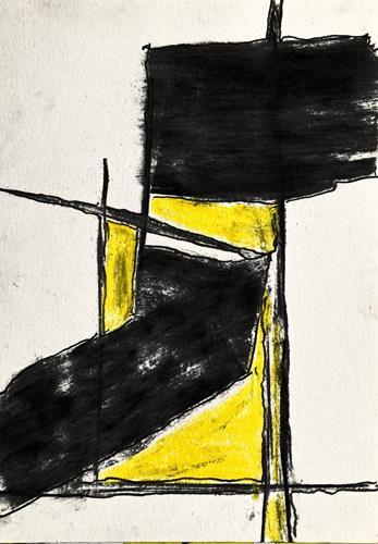 Remo Passeri, destra o sinistra?, Abstraktes, Abstrakte Kunst