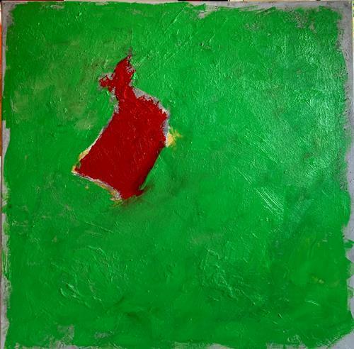Remo Passeri, Frühlingsgefühle, Abstraktes, Radikale Malerei