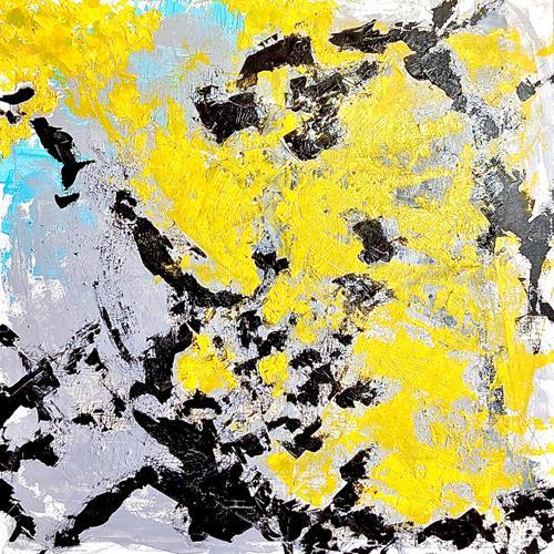 Remo Passeri, ohne Titel, Abstraktes, Abstrakte Kunst
