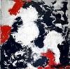 Remo Passeri, pazzo mondo, Abstraktes, Abstrakte Kunst