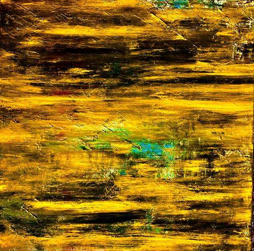 Remo Passeri, Herbst, Abstraktes, Abstrakte Kunst