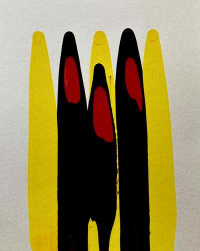 Remo Passeri, wir sind alle gleich - und doch verschieden?, Abstraktes, Abstrakte Kunst