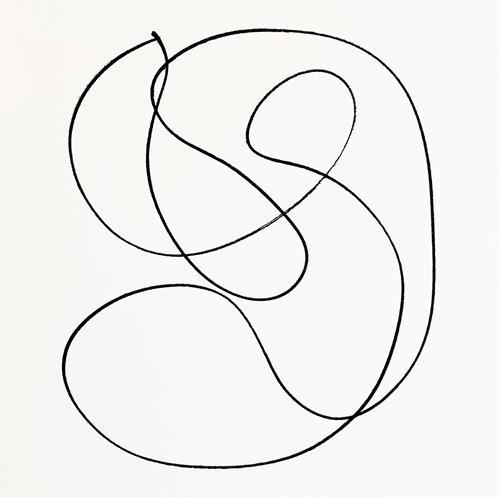 Remo Passeri, geborgen, Abstraktes, Abstrakte Kunst