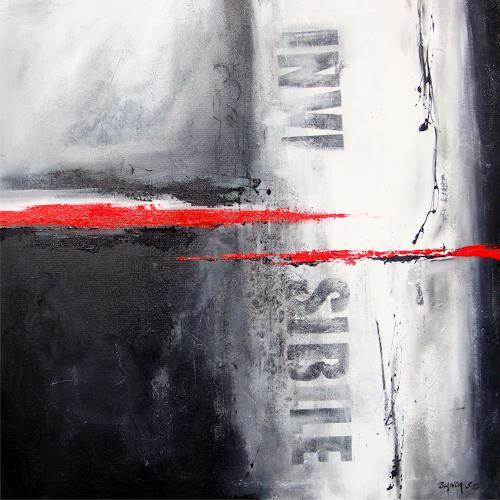 biancaneve Art & Design, Die Verborgenen, Abstraktes, Abstraktes, Gegenwartskunst