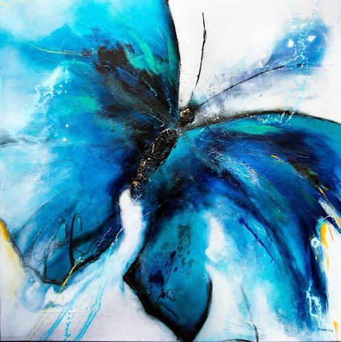 biancaneve Art & Design, Farfalla, Tiere: Luft, Gefühle, Gegenwartskunst