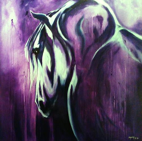 biancaneve Art & Design, Mystic Beauty, Tiere: Land, Gefühle, Gegenwartskunst, Expressionismus