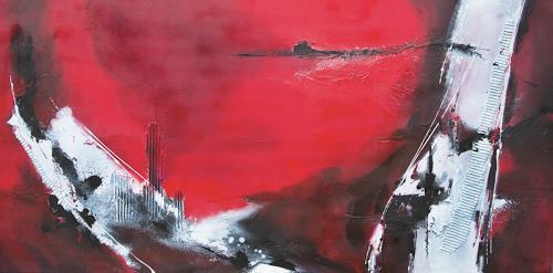 biancaneve Art & Design, Endurance, Abstraktes, Abstrakter Expressionismus