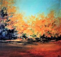 Roger Wolf, Wald Impression II