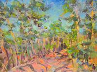 Barbara-Schauss-1-Landschaft-Natur-Wald-Moderne-Impressionismus