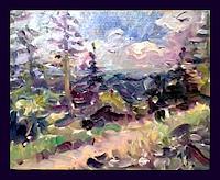 Barbara-Schauss-1-Natur-Landschaft-Berge-Moderne-Impressionismus-Postimpressionismus