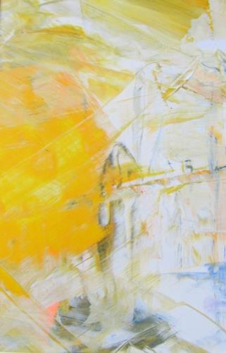 Barbara Schauß, sanctuary, Abstraktes, Religion, Gegenwartskunst
