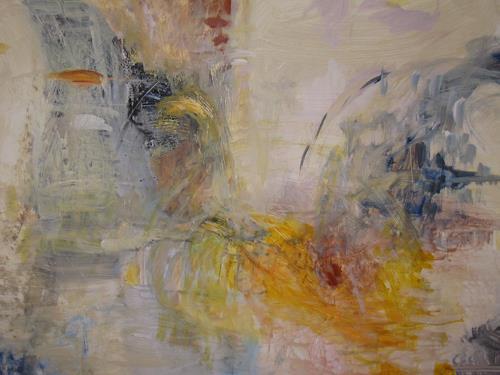 Barbara Schauß, I love Turner III, Abstraktes, Diverses, Gegenwartskunst