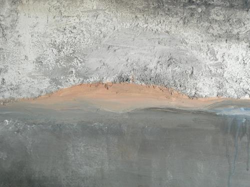 Barbara Schauß, Donnersberg III, Landschaft: Berge, Abstraktes