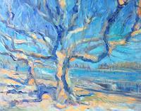 Barbara-Schauss-1-Landschaft-Diverse-Landschaften-Moderne-Impressionismus