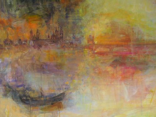 Barbara Schauß, mystic Worms, Diverse Landschaften, Romantik, Impressionismus, Expressionismus