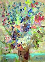 Barbara-Schauss-1-Pflanzen-Blumen-Stilleben-Moderne-Impressionismus