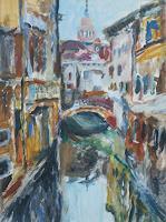 Barbara-Schauss-1-Diverse-Landschaften-Diverse-Bauten-Moderne-Impressionismus
