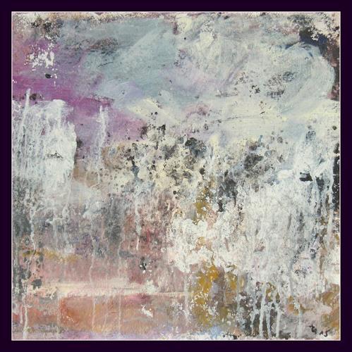 Barbara Schauß, nowhere land, Landschaft, Abstraktes, Gegenwartskunst