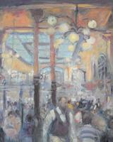 Barbara-Schauss-1-Menschen-Diverse-Bauten-Moderne-Impressionismus