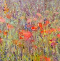 Barbara-Schauss-1-Pflanzen-Blumen-Natur-Moderne-Impressionismus