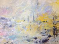 Barbara-Schauss-1-Landschaft-Natur-Wasser-Moderne-Impressionismus-Neo-Impressionismus