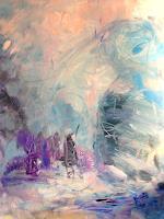 Barbara-Schauss-1-Diverse-Landschaften-Abstraktes-Moderne-Abstrakte-Kunst-Informel