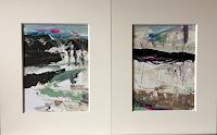 Barbara-Schauss-1-Abstraktes-Landschaft-Berge-Gegenwartskunst-Gegenwartskunst