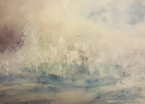 Jean, Das Meer, Diverses, Gegenwartskunst, Expressionismus