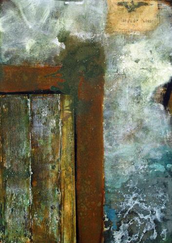 Magdalena Oppelt, Die Tür ins Damals, Abstraktes