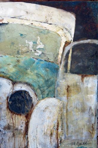 Magdalena Oppelt, Rock'n roll, Verkehr: Auto, Geschichte, Gegenwartskunst
