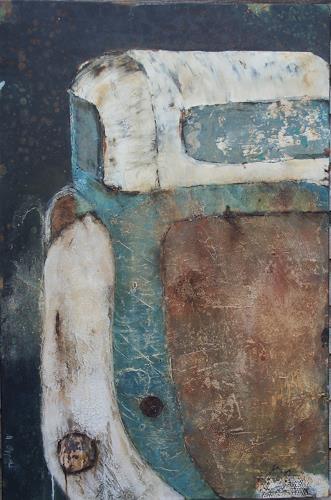 Magdalena Oppelt, Ma'am, Verkehr: Auto, Art Déco, Expressionismus