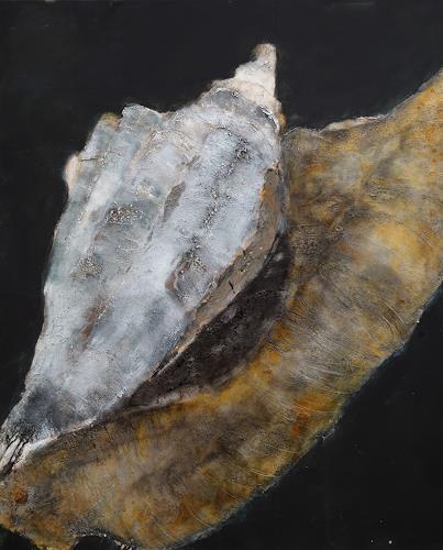 Magdalena Oppelt, Pure Magie, Abstraktes, Natur, Art Déco, Abstrakter Expressionismus