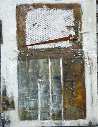 Magdalena Oppelt, Damals, Abstraktes, Bauhaus