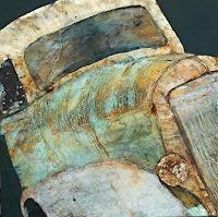 Magdalena-Oppelt-Abstraktes-Verkehr-Auto-Moderne-Abstrakte-Kunst-Drip-Painting