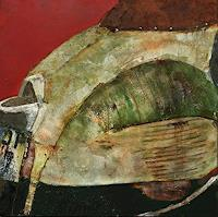 Magdalena-Oppelt-Abstraktes-Verkehr-Motorrad-Moderne-Abstrakte-Kunst-Bauhaus