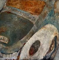 Magdalena-Oppelt-Verkehr-Auto-Abstraktes-Moderne-Abstrakte-Kunst