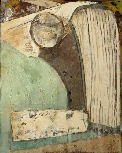 Magdalena Oppelt, Elektra, Abstraktes, Verkehr: Auto, Abstrakte Kunst, Expressionismus