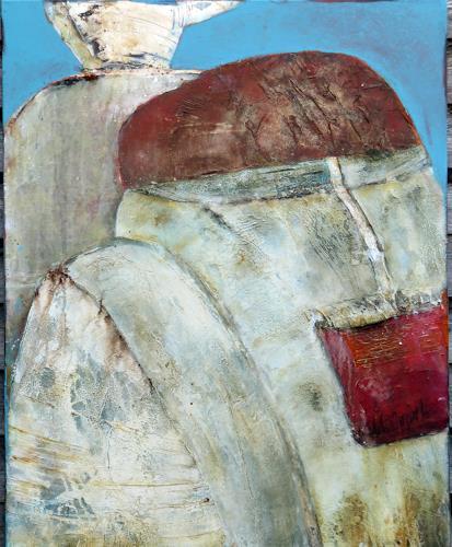 Magdalena Oppelt, Ciccino, Diverse Verkehr, Abstraktes, Moderne