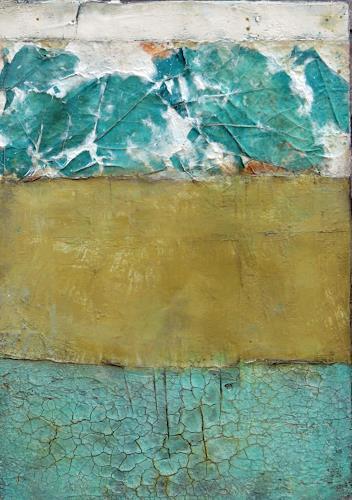 Magdalena Oppelt, Herrlicher Rest, Pflanzen, Abstraktes, Art Déco, Expressionismus
