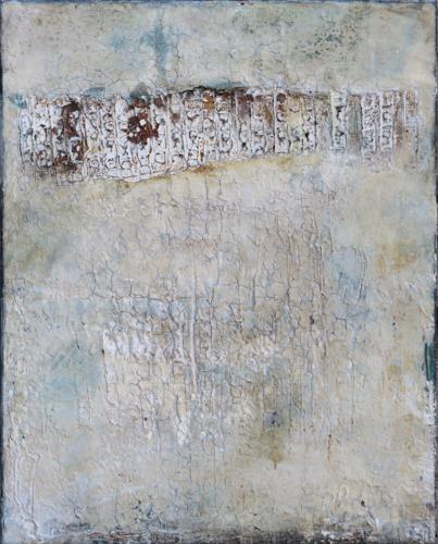 Magdalena Oppelt, Second Chance, Abstraktes, Abstrakte Kunst