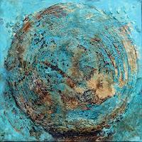 Magdalena Oppelt, Blauer Planet