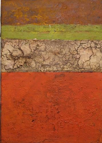 Magdalena Oppelt, Hoffnung, Abstraktes, Abstrakte Kunst, Expressionismus