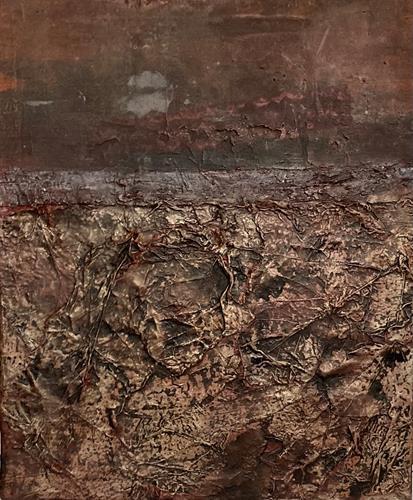 Magdalena Oppelt, Natura VII, Natur: Diverse, Abstraktes, Abstrakte Kunst, Abstrakter Expressionismus