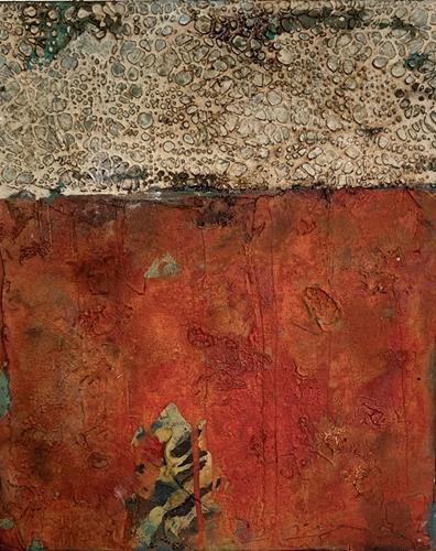 Magdalena Oppelt, Memory, Abstraktes, Abstrakte Kunst, Expressionismus