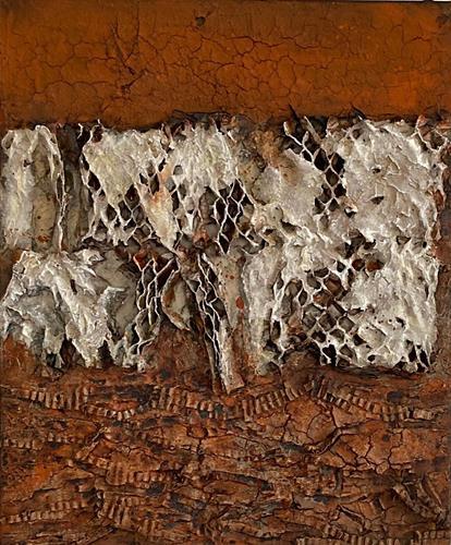 Magdalena Oppelt, Upcycling, Abstraktes, Abstrakte Kunst, Expressionismus